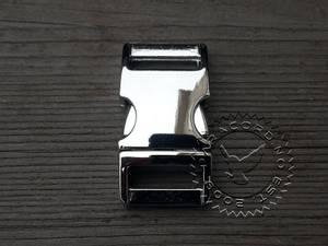 Bilde av Metallspenne 17mm Chrome