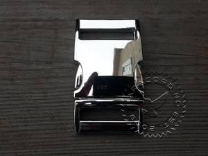 Bilde av Metallspenne 19mm Chrome