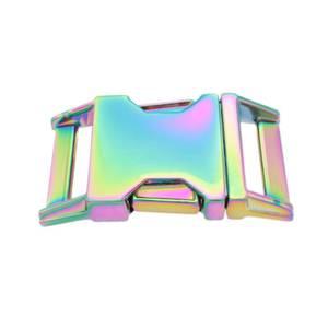 Bilde av Metallspenne 25mm Neo Chrome