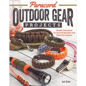 Bilde av Paracord Outdoor Gear Projects