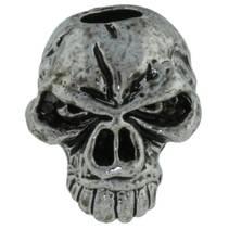 Emerson Hodeskalle Perle i Antikk Rhodium