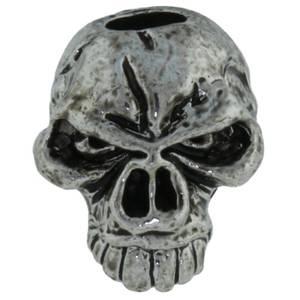 Bilde av Emerson Hodeskalle Perle i Antikk Rhodium