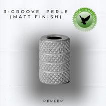 3-Groove Cinch Perle (Matt Finish)
