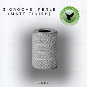 Bilde av 3-Groove Cinch Perle (Matt Finish)