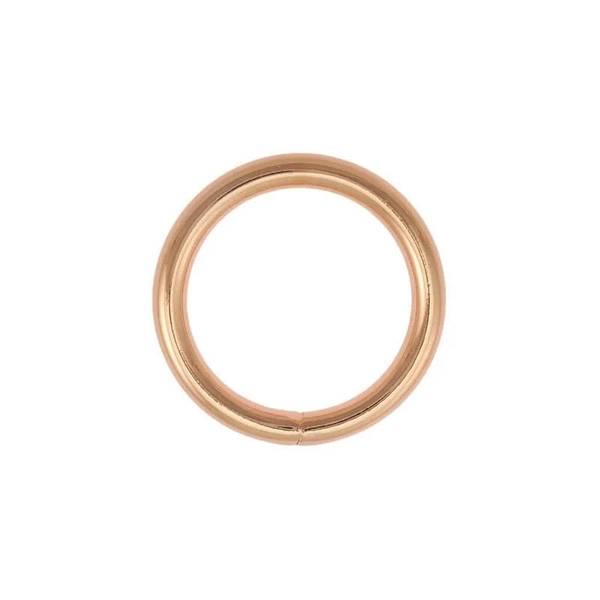 O ring - Rose Gold