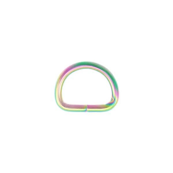 D ring - Neo Chrome