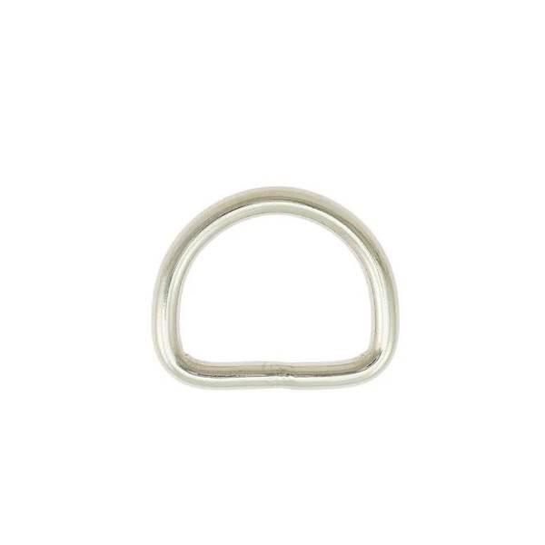 D ring - rustfritt stål SS