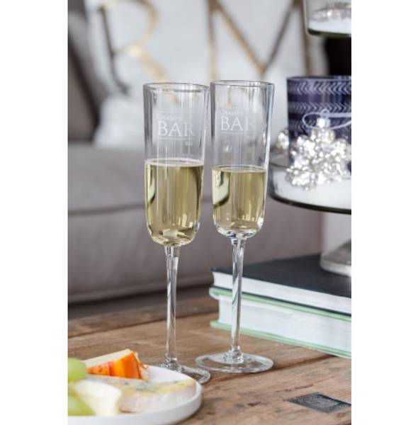 The Champagne Bar Flute