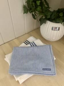 Bilde av Stripet kjøkkenhåndkle, lys