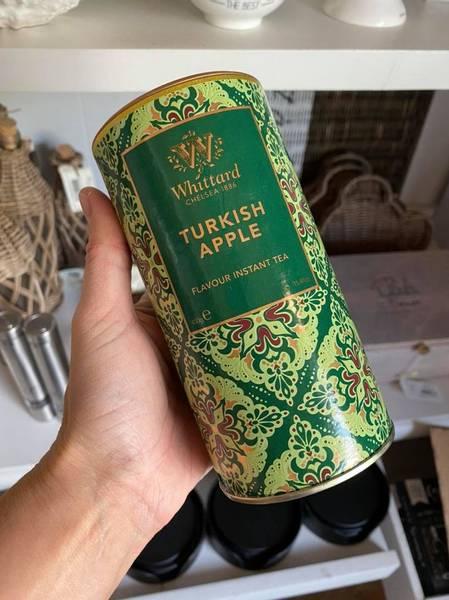Whittard-Turkish Apple Instant Tea
