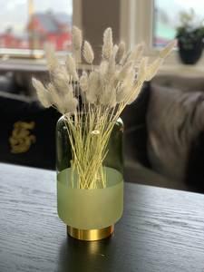 Bilde av Aventurin, grønn vase/lykt
