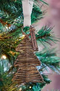 Bilde av Rustic Rattan Christmas