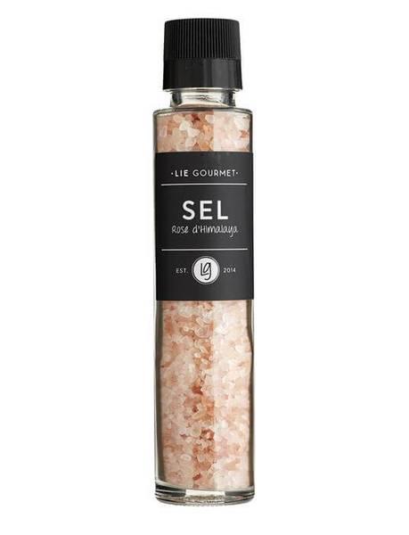Lie Gourmet himalayan salt 340 g
