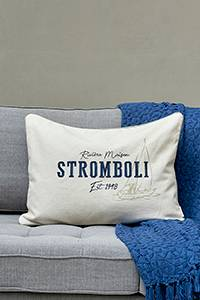 Bilde av Stromboli Pillow Cover sand
