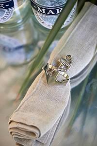 Bilde av Happy Anchor Napkin Ring
