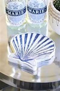 Bilde av Paper Napkin Happy Shell