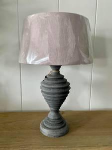 Bilde av Mille Bordlampe, grå