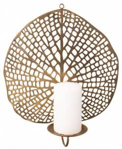 Bilde av Leaf Veggstake for kubbelys