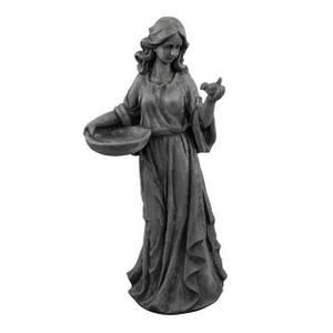 Bilde av Skulptur Kvinne med skål