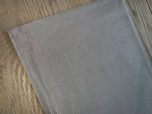 Bilde av Løper grå med sølvstriper
