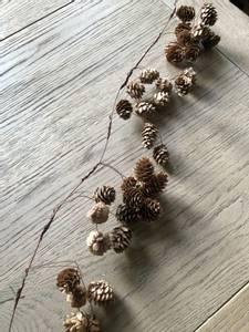 Bilde av Girlander med lerkekongler