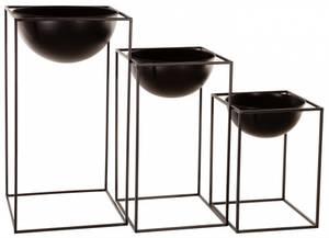 Bilde av Skåler/potter i stativ, sett