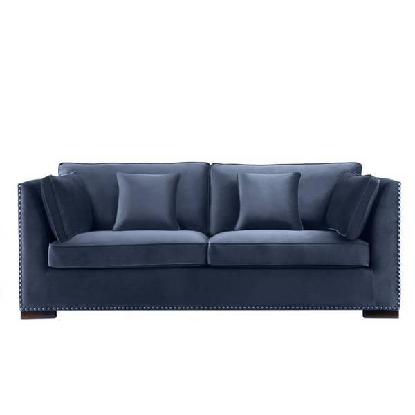 Manhattan Sofa, Petroleumsblå
