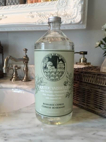 Durance oppvaskmiddel med Rosmarin og Sypress 1 Liter