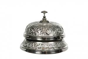 Bilde av Bord-ringeklokke i antikk