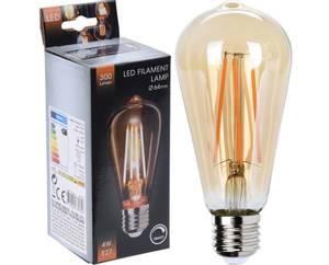 Bilde av LED-pære BC Dråpeformet