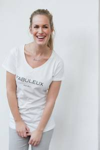 Bilde av RM T-shirt Fabuleux str L