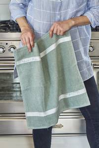 Bilde av Kitchen Towel leaf green