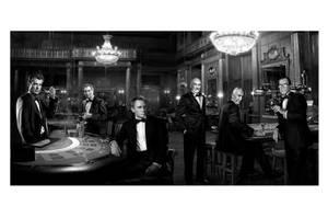 Bilde av The James Bonds, Glassbilde
