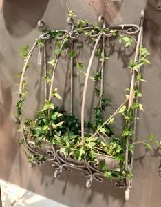 Bilde av Blomsterkasse for vegg med
