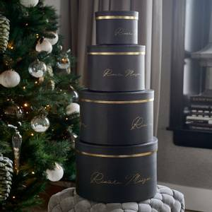 Bilde av RM Giftbox black Set of 4