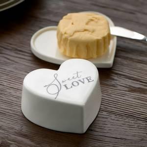 Bilde av Sweet Love Butter Dish by RM