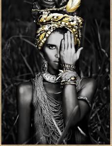 Bilde av Bildeprint Afrikansk