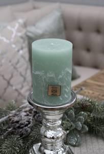 Bilde av Rustic Candle olive green