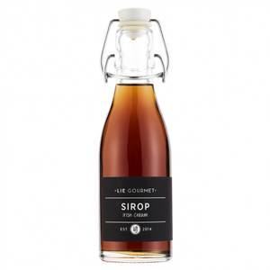 Bilde av Lie Gourmet Irish Cream syrup