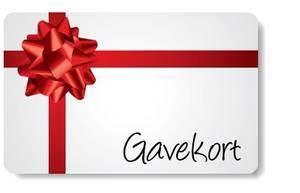 Bilde av Gavekort 250,-