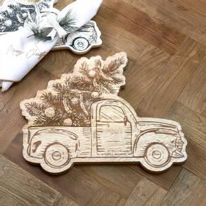 Bilde av Merry Christmas Car Chopping