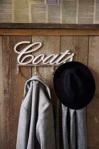 Bilde av Coats Hanger -med emalje