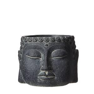 Bilde av Buddha blomsterpotte, mørk M