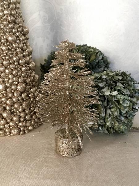 Aspen Dec. Christmas Tree gold by RM