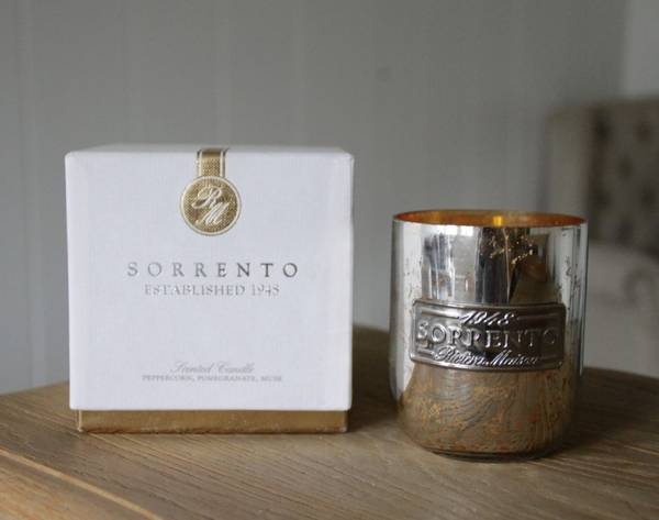RM Scented Candle Sorrento
