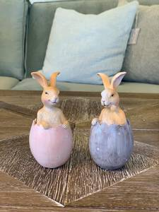 Bilde av Rosa kanin i egg