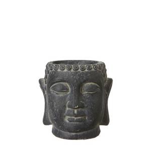 Bilde av Buddha-krukke, gråsort (ny)