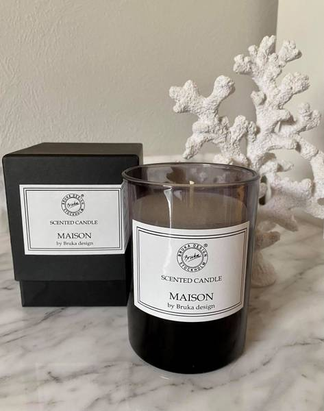 MAISON Duftlys by Bruka Design