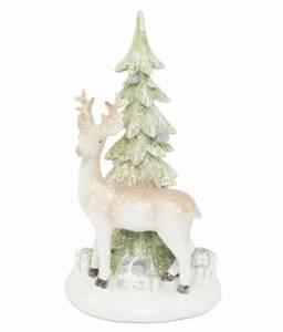 Bilde av Nostalgisk Jul reinsdyr og