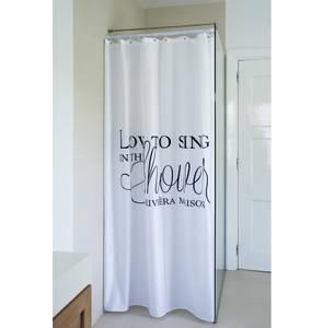Bilde av Love To Sing Shower Curtain